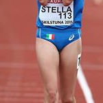 10.000m Women - The arival of Noemi Stella (ITA)