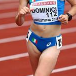 10.000m Women - Eleonora Dominici during the race