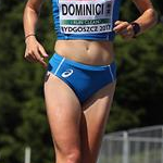 Women - Eleonora Dominici during the race