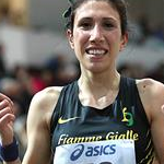 Women 3.000 indoor: Antonella Palmisano celebrates