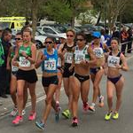 Women - 20 km - Second group