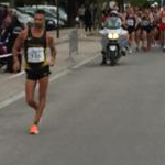 Men - 20 km - Giorgio Rubino leads at 7 km