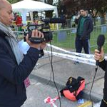 Women - 20 km - IAAF Interview to Elisa Rigaudo