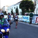 Men - 20 km - Arevalo and Barrondo at 19 km