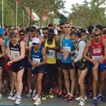 Men - 20 km - Athletes at the start
