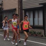 Men - Morioka (101) e Maruo guidano la 10 km senior