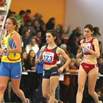 3.000m women: Curiazzi leads in front of Becchetti and Di Vincenzo (all there DQ'ed at the end)