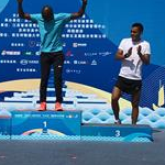 1st day - 20 men - Men podium