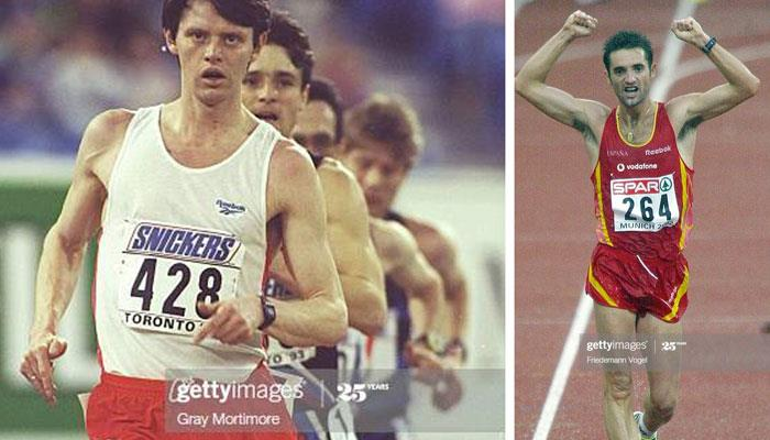 Francisco Fernandez the most consistent athlete of the last 40 years, Mikhail Schennikov the one always at the highest levels
